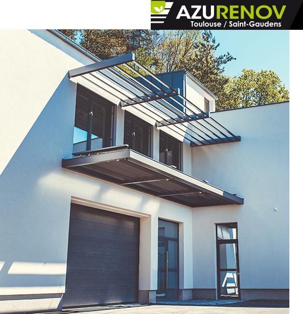 Azurenov - Projet crédit d'impôt - Visuel intro avec logo
