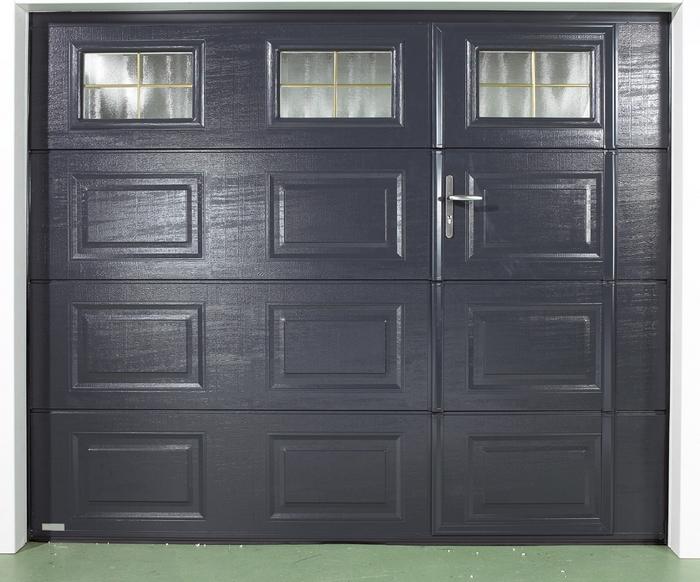Azurenov - Produits - Porte de garage - Sectionnelle 3