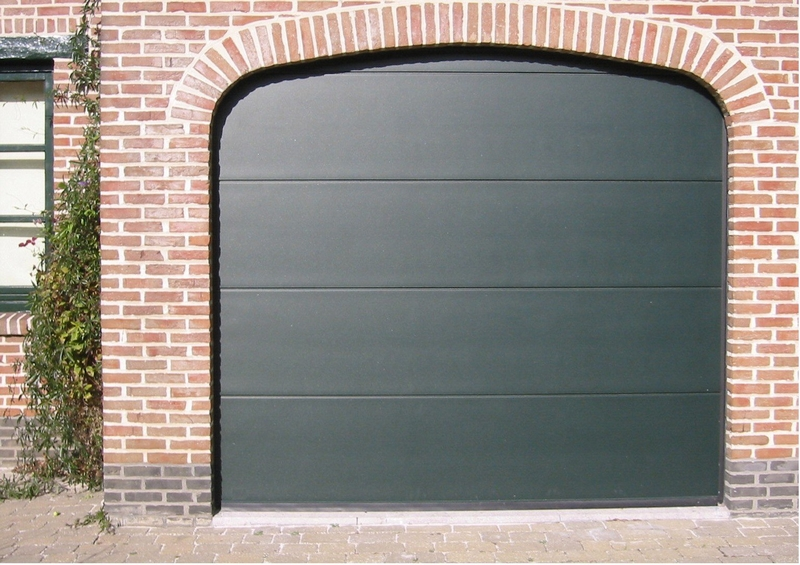Azurenov - Produits - Porte de garage - Sectionnelle 4
