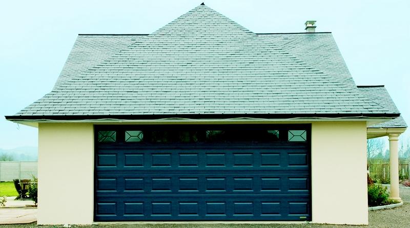 Azurenov - Produits - Porte de garage - Sectionnelle 5