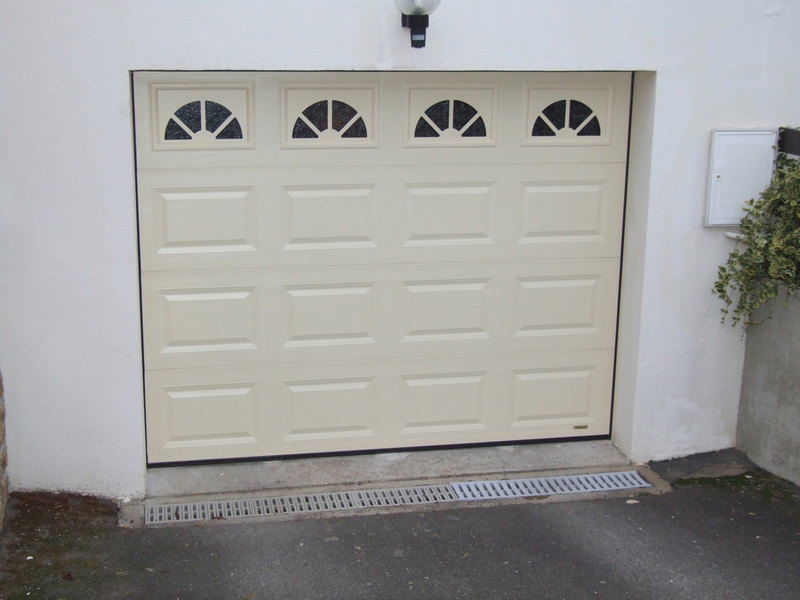 Azurenov - Produits - Porte de garage - Sectionnelle 6