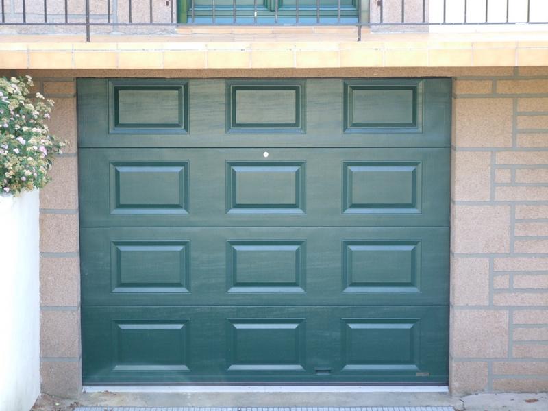 Azurenov - Produits - Porte de garage - Sectionnelle 7