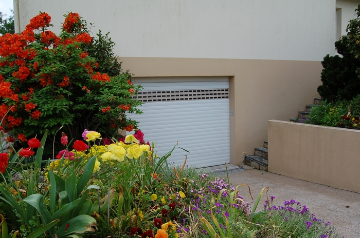 Azurenov - Produits - Porte de garage - Enroulable 3