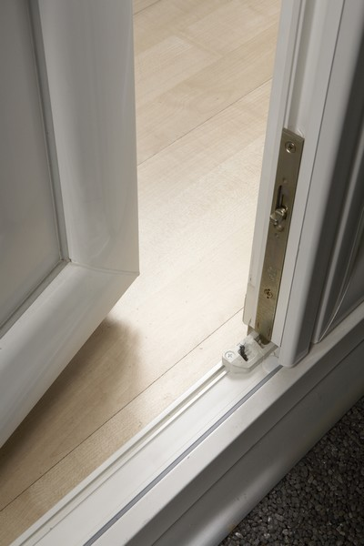 Azurenov - Produits - Fenêtres - PVC - Accessoires - Seuil aluminium