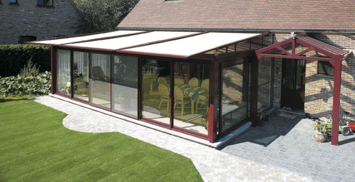 Azurenov - Produits - Protection solaire - Store veranda